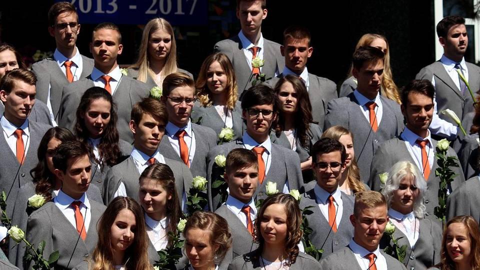 Szombat délelőtt tartották a ballagást az ELTE Bolyai János Gyakorló Általános Iskola és Gimnáziumban.