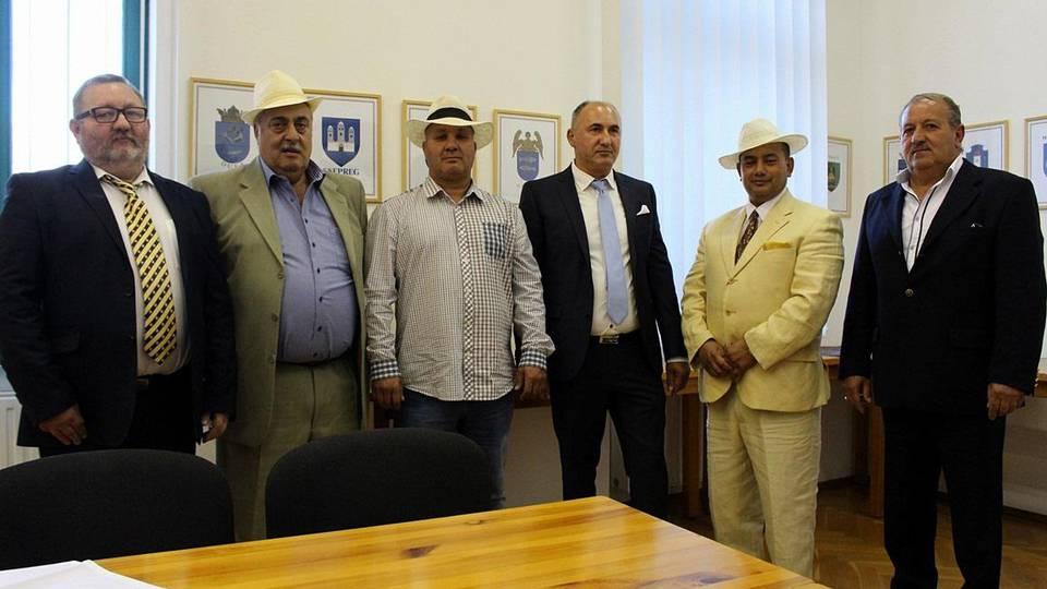 Öt megye roma vezetője és az országos cigány vajda is felemelte a szavát az ügy mellett.