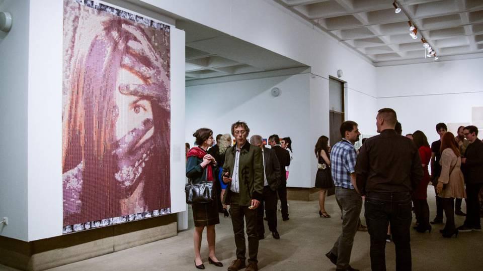 Mutatjuk milyen volt az idei NyME Művészeti Tanszék hallgatóinak idei kiállítása.