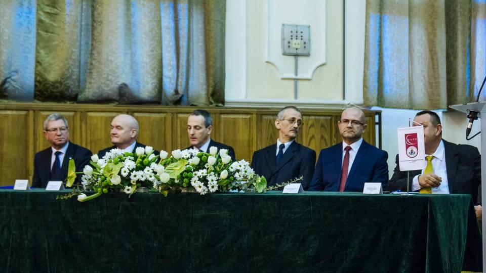 """Minőségi ugrást jelent Szombathely számára az integráció – hangzott el az ,,Eötvös Loránd Tudományegyetem megérkezett Szombathelyre"""" című ünnepélyes integrációs rendezvényén, pénteken."""