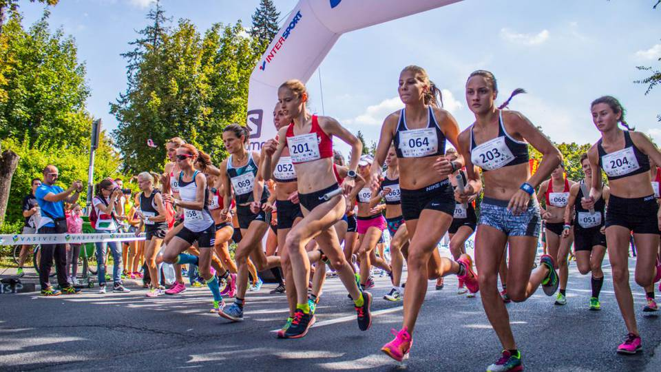 Harmadszor rendeztek futófesztivált városunkban. A sportolók Szent Márton kiflit (is) kaptak.