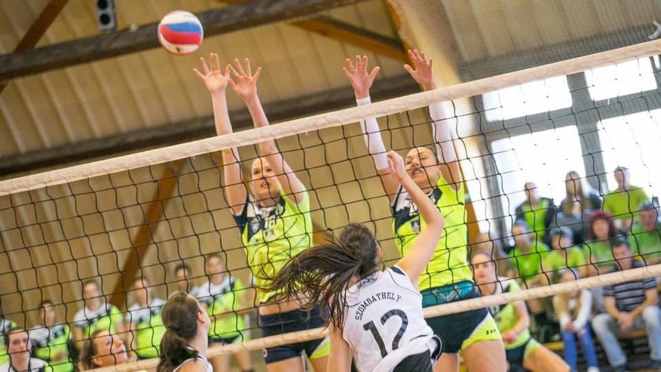 A Szombathelyi Egyetemi Sportegyesület megnehezítette a bajnoki címre is esélyes zöld-fehérek dolgát.