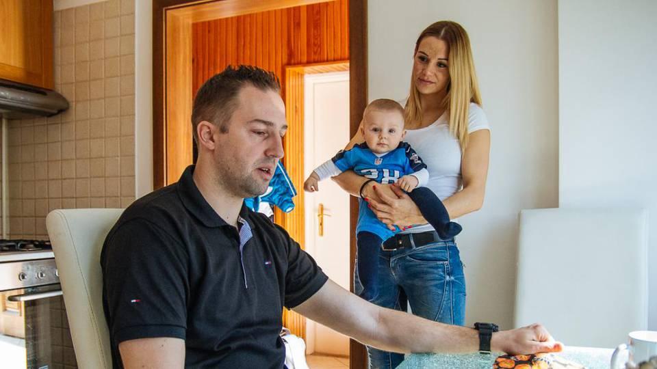 Szabó-Haklits Zsuzsa és Szabó László életét meghatározta a kosárlabda. Azzal viszont egyikük sem számolt, hogy a nagy szerelmet is a sportnak köszönhetik majd.