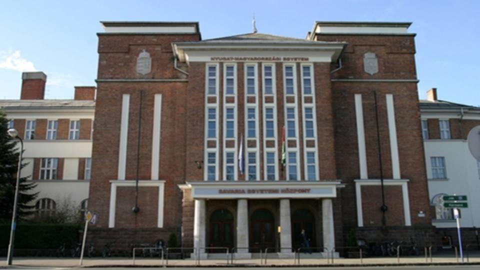 Több száz millió forintos beruházás a szombathelyi campuson